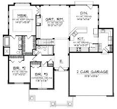 ranch home floor plans with walkout basement small ranch homes floor plans yuinoukin com