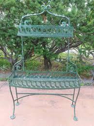 Vintage Woodard Patio Furniture by Vintage Garden Antiques Joan Bogart