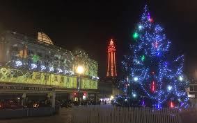 Christmas Party Nights Blackpool - blackpool christmas lights switch on