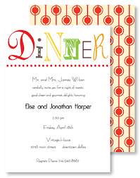 Dinner Party Invitations Birthday Dinner Invitation Wording Reduxsquad Com
