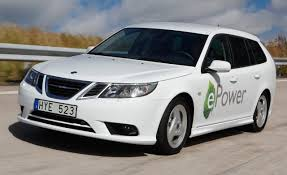 saab announces 9 3 sportcombi epower it u0027s an electric 9 3 wagon