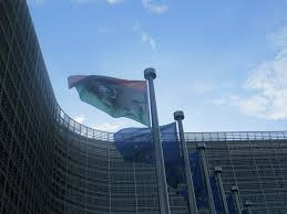 Lybian Flag Libyan Pm Demands More Eu Money Ahead Of Malta Summit U2013 Euractiv Com