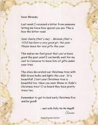 santa letters u0026 phone calls order