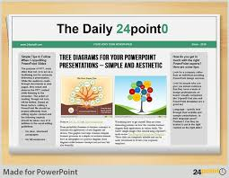 powerpoint newspaper templates 28 images powerpoint newspaper