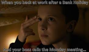 Work Meeting Meme - jacob robbens on twitter back at work after a bank holiday meeting