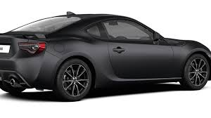 toyota gt 86 news and toyota c hr gt86 get factory matte wraps in europe