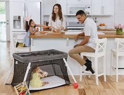 Best Baby Travel Crib by Lotus Everywhere Travel Crib Guava Family