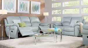 livorno aqua leather sofa aqua leather reclining sofa catosfera net
