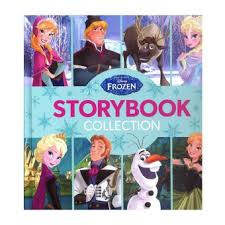 ws disney frozen storybook collection lazada ph