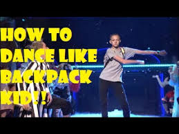 tutorial dance one more night how to do the backpack kid dance do the floss dance like russell