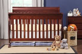 Old Baby Cribs by Amazon Com Davinci Kalani 4 In 1 Convertible Crib Rich Cherry
