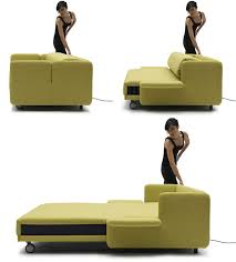 WOW Sofa Bed Their WOW Sofa Bed Is Completely Automatic And Can - Fold up sofa beds