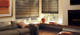 Fabric Window Shades by Roman Shades Design Studio Hunter Douglas