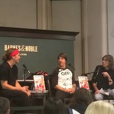 Barnes And Noble Book Signings Nyc Nyc Fandemonium Book Signing Anthony Kiedis Net