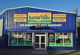 papeterie de bureau bureau vallée ouvre un superstore dédié aux fournitures de bureau à