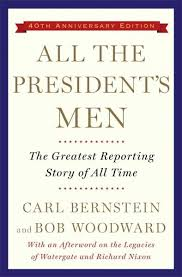 What Does The Presidents Cabinet Do 40 Years On Woodward And Bernstein Recall Reporting On Watergate