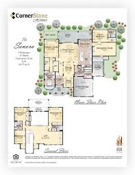 cornerstone homes floor plan u2013 senora cornerstone homes floor