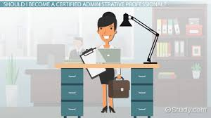 how to become a certified administrative professional