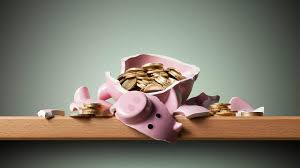 his and hers piggy bank girl dumps piggy bank to help pay for classmates milk starts a