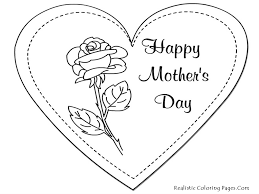 impressive rose illustration and black lettering and mothers day