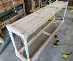 Diy Console Table Plans by 9 Best Console Table Plans Images On Pinterest Console Tables