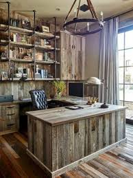 rustic home interior designs 49 awesome rustic home office designs ideas decor