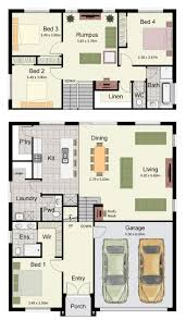 3 level split floor plans baby nursery house floor plans sloping blocks the horizon