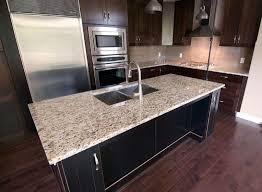 Kitchens With White Granite Countertops - design gallery of kitchen granite countertops lovetoknow