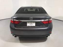 lexus used car extended warranty 2015 used lexus es 350 350 at rolls royce motor cars scottsdale