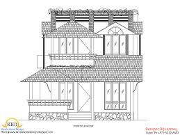 100 kerala home design 4 bedroom 2100 sq ft 4 bedroom house