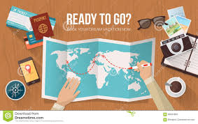 travel planning images Travel planning stock vector illustration of moving 66845809 jpg