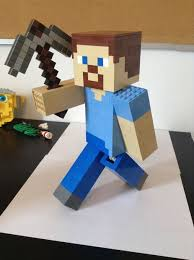Minecraft Table Decorations Minecraft Party Ideas Boxedupparty