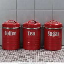 metal kitchen canister sets glass canisters with metal lids flour and sugar containers