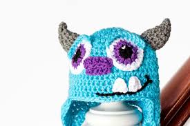 hopeful honey craft crochet create monsters sulley