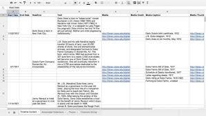 Estate Spreadsheet Templates Excel Spreadsheet Haisume