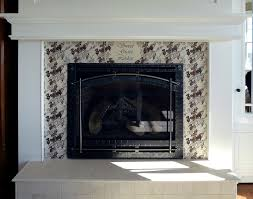 fireplace tile designs the home design the perfect fireplace