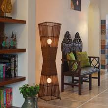 buy rattan floor lamp and get free shipping on aliexpress com