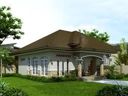 single story house designs contemporary single storey house plan home design
