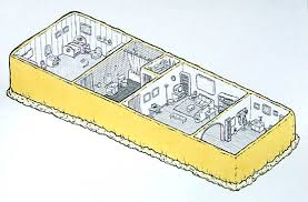 railroad style apartment floor plan what is a railroad apartment and should you rent one my first