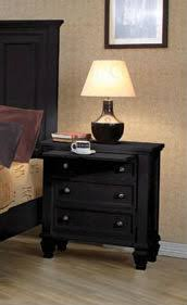 Black Wood Nightstand Black Wood Nightstand A Sofa Furniture Outlet Los Angeles Ca