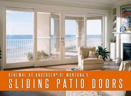 Andersen Sliding Patio Door Renewal By Andersen Of Montana S Sliding Patio Doors