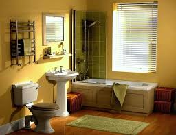 full size of bathroom classic design wooden floor simple glass