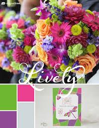 Spring Colors 15 Wedding Color Combos You U0027ve Never Seen Wedding Colour