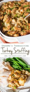 s thanksgiving turkey time family recipe