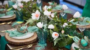 Easter Table Decorations On A Budget by Decorating Today Com