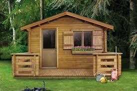 cabane jardin cabane de jardin 2m rénover en image