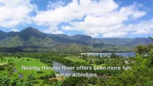 gorgeous kauai hanalei bay house vacation rental just steps to the