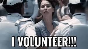 I Volunteer Meme - i volunteer gif 10 gif images download