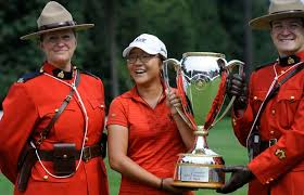 The Winner Of New Zealand by Lydia Ko Age 15 Triumphs At Canadian Women U0027s Open