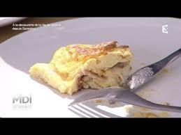 3 fr midi en recettes de cuisine recette l omelette du randonneur